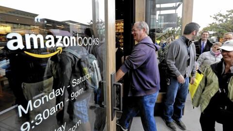 Amazon Books, la tienda física de libros próximamente en San Diego